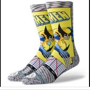 Stance Underwear & Socks - Stance Marvel X-Men Crew Height Sock